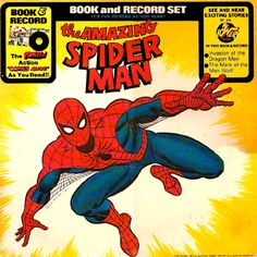 spiderman lp